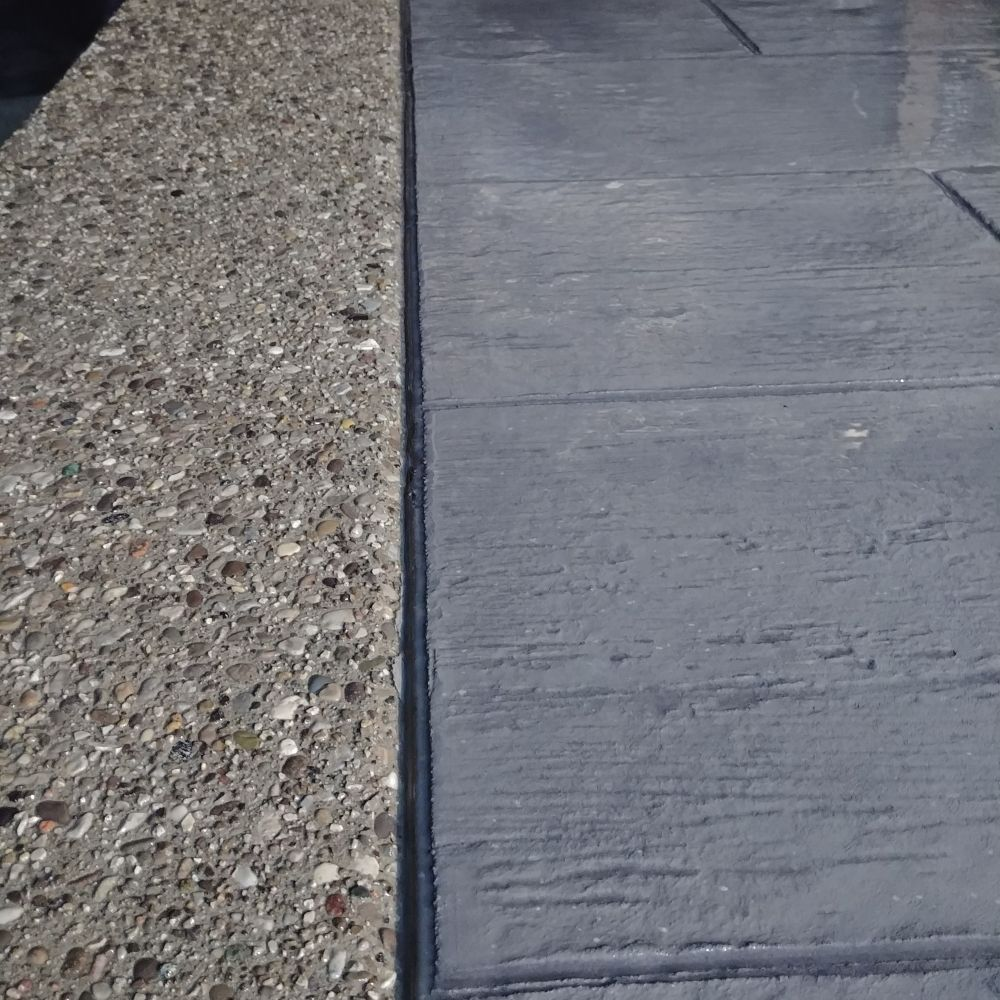 Stamped Concrete & Exposed Aggregate