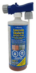 StoneSaver Concrete Cleaner and Surface Prep