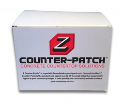 [ZCF.<2.CH-001-WHI] Counter-Patch White