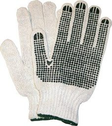 [TLW.<2.105530] TWXpert Knitted Gloves w/ PVC Dots 12 Pair