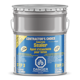 [KOR.WH.SR/CAFCS] StoneSaver Contractor's Choice Acetone Free 5 gal Concrete Sealer
