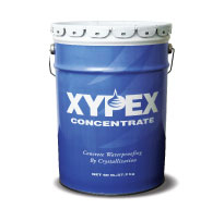 Xypex Concentrate Waterproof Membrane