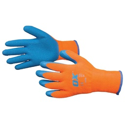 [OXT.<2.S248609] Ox Large Thermal Latex Gloves