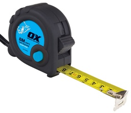 [OXT.<2.T020608] Ox Trade 26'/8m Tape Measure