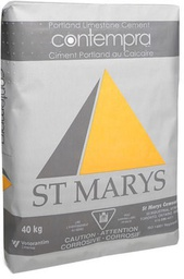 [STM.WH.6118701] St. Mary's 40kg Type GUL Portland Cement