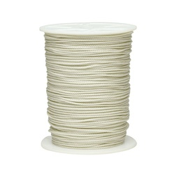 "[ANV.<2.SL140-WH] Anvil American 1/8"" 1000' White Diamond Braided Polyester String Line"