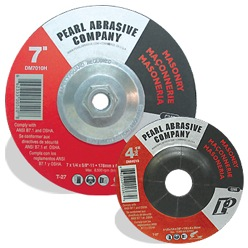 Pearl Premium C24S Depressed Center Wheel for Masonry